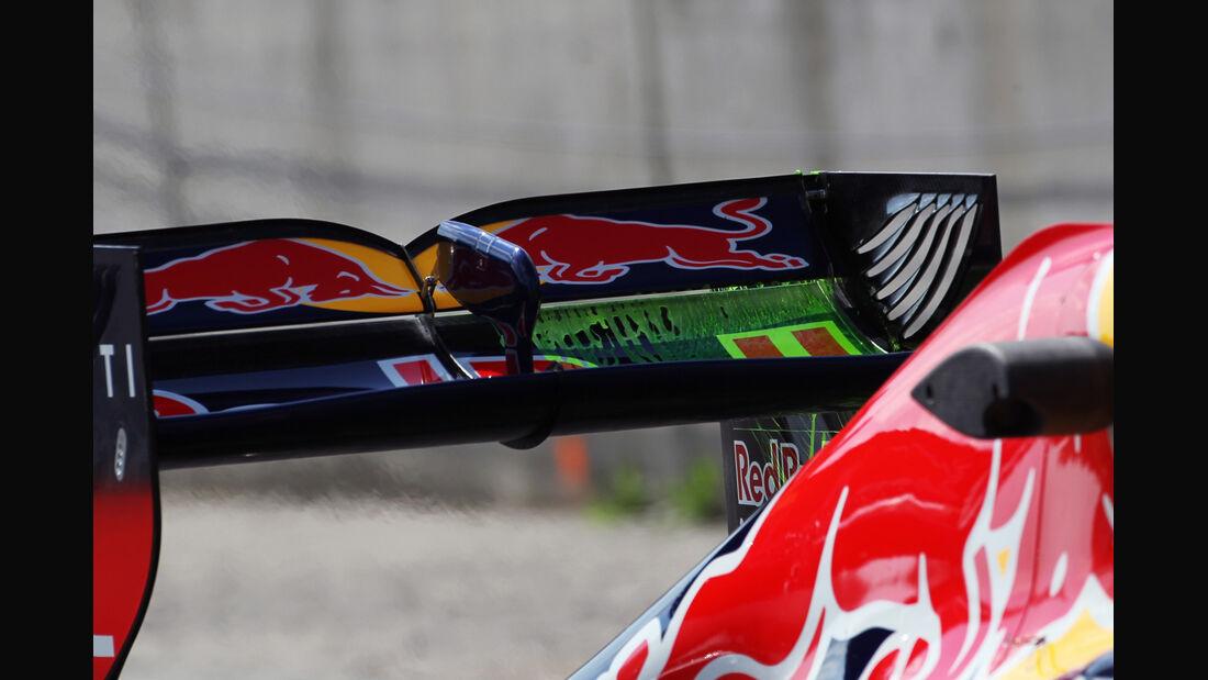 Red Bull - Formel 1 - GP Ungarn - Budapest - 27. Juli 2012