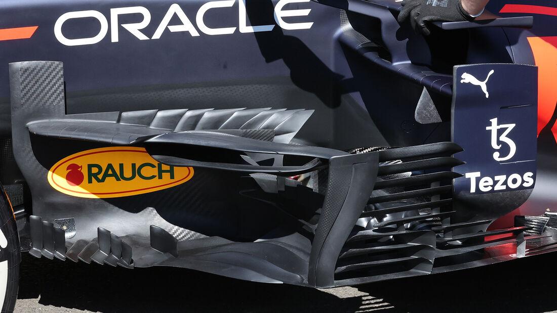 Red Bull - Formel 1 - GP Ungarn - Budapest - Donnerstag - 29. Juli 2021