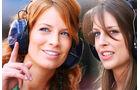 Red Bull - Formel 1 - Girls - La Unas