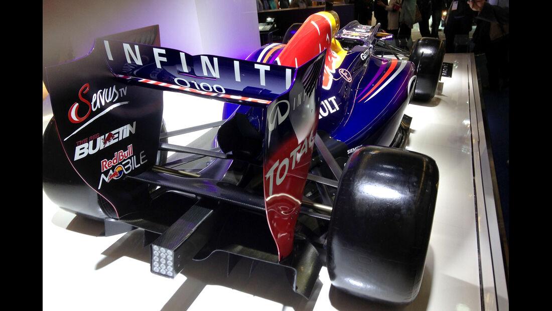 Red Bull Formel 1 - IAA 2013