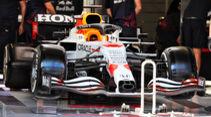 Red Bull - Formel 1 - Istanbul - GP Türkei - 7. Oktober 2021
