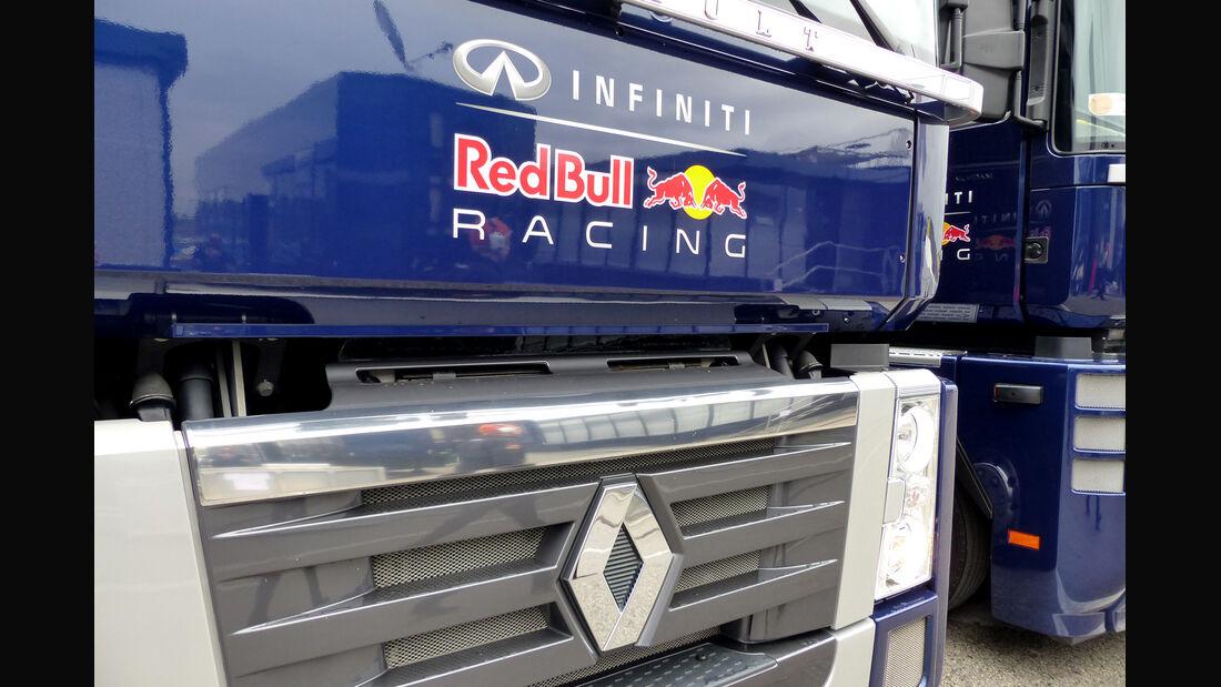 Red Bull - Formel 1 - Jerez - Test - 31. Januar 2014