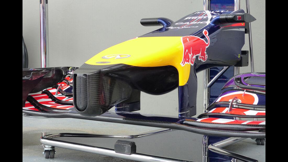 Red Bull - Formel 1-Technik 2014