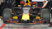 Red Bull - Formel 1 - Technik - GP Australien 2017