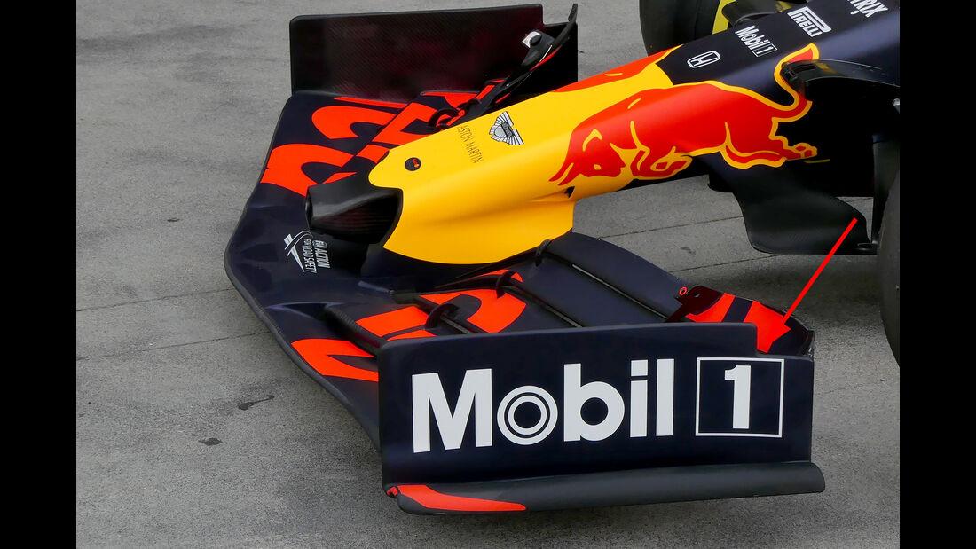 Red Bull - Formel 1 - Technik - GP Australien / GP Bahrain 2019