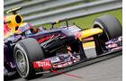 Red Bull - Formel 1-Technik - GP Belgien 2013