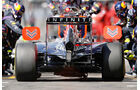 Red Bull - Formel 1 - Technik - GP Belgien 2014
