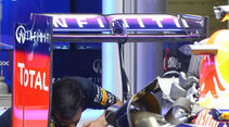 Red Bull - Formel 1 - Technik - GP Italien 2014
