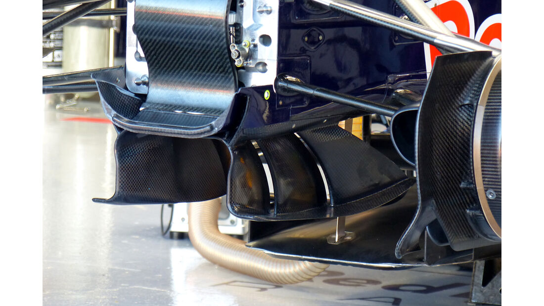 Red Bull - Formel 1 - Technik - GP Kanada 2015