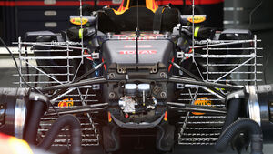 Red Bull - Formel 1 - Technik - GP Malaysia / GP Japan - 2016