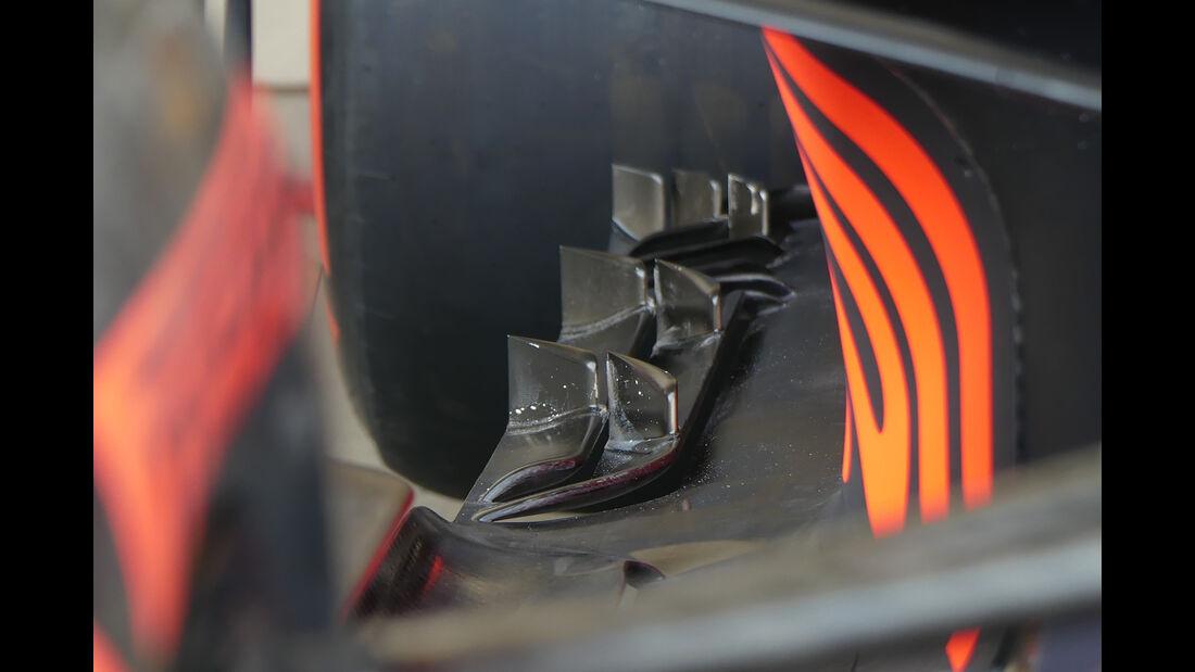Red Bull - Formel 1 - Technik - GP Mexiko 2018