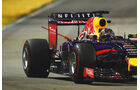 Red Bull - Formel 1 - Technik - GP Singapur 2014