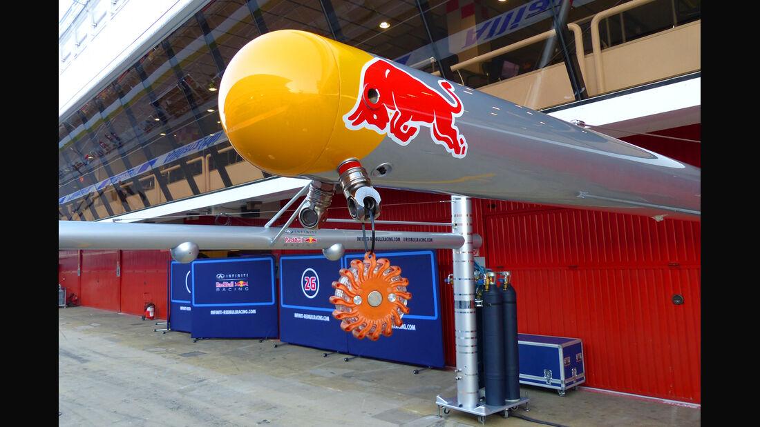 Red Bull - Formel 1-Test - Barcelona - 19. Februar 2015