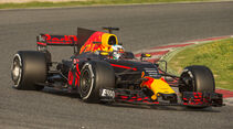Red Bull - Formel 1 - Test - Barcelona - 2017