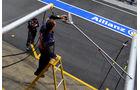 Red Bull -  Formel 1 - Test - Barcelona - 22. Februar 2013