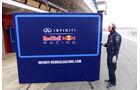 Red Bull  Formel 1-Test - Barcelona - 27. Februar 2015