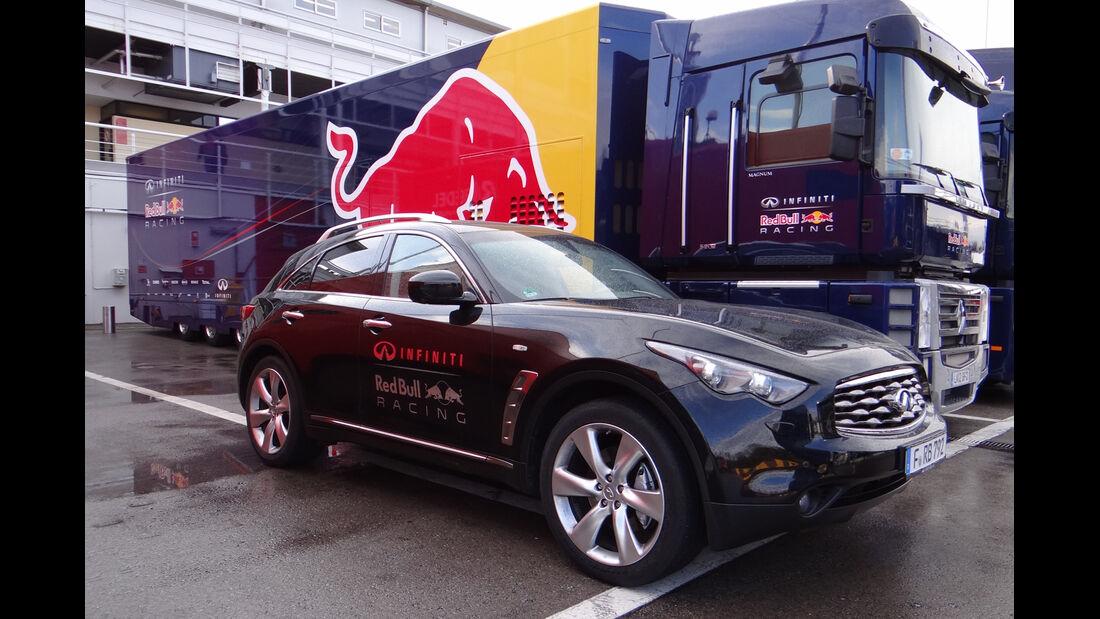 Red Bull - Formel 1 - Test - Barcelona - 28. Februar 2013