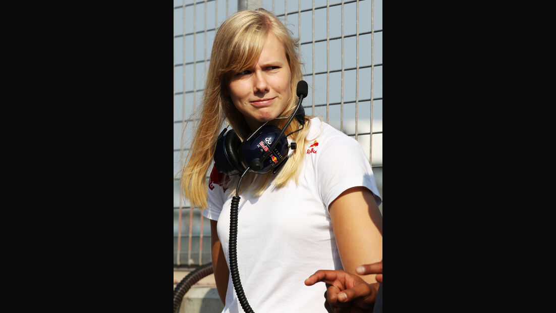 Red Bull - Formel 1 - Young Driver Test - Silverstone - 18. Juli 2013