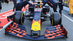 Red Bull - Frontflügel - Barcelona-Test - 2019