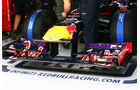 Red Bull Frontflügel - Formel 1 - GP China - 12. April 2013
