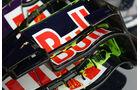 Red Bull Frontflügel - Formel 1 - GP England - 29. Juni 2013