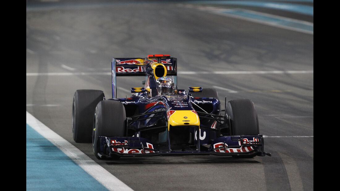 Red Bull - GP Abu Dhabi - 2010 - F1