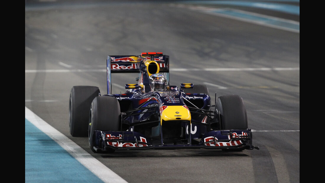 Red Bull - GP Abu Dhabi - 2010 - F1