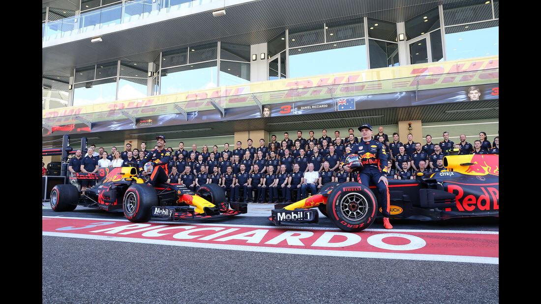 Red Bull - GP Abu Dhabi 2017