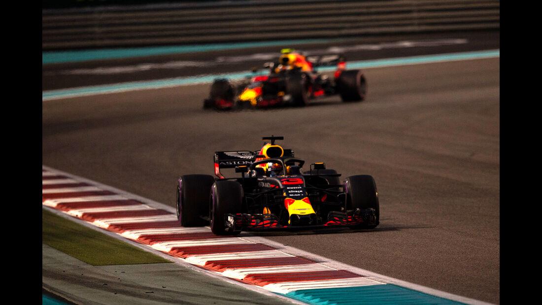 Red Bull - GP Abu Dhabi 2018