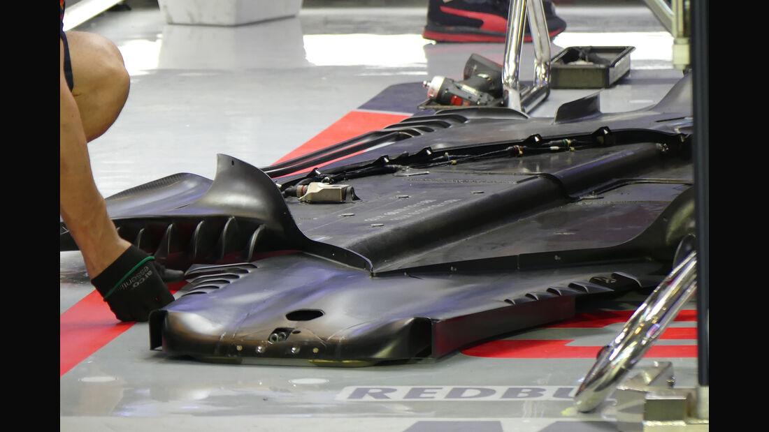 Red Bull - GP Abu Dhabi - Formel 1 - 22. November 2018