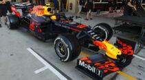 Red Bull - GP Abu Dhabi - Formel 1 - Donnerstag - 28.11.2019