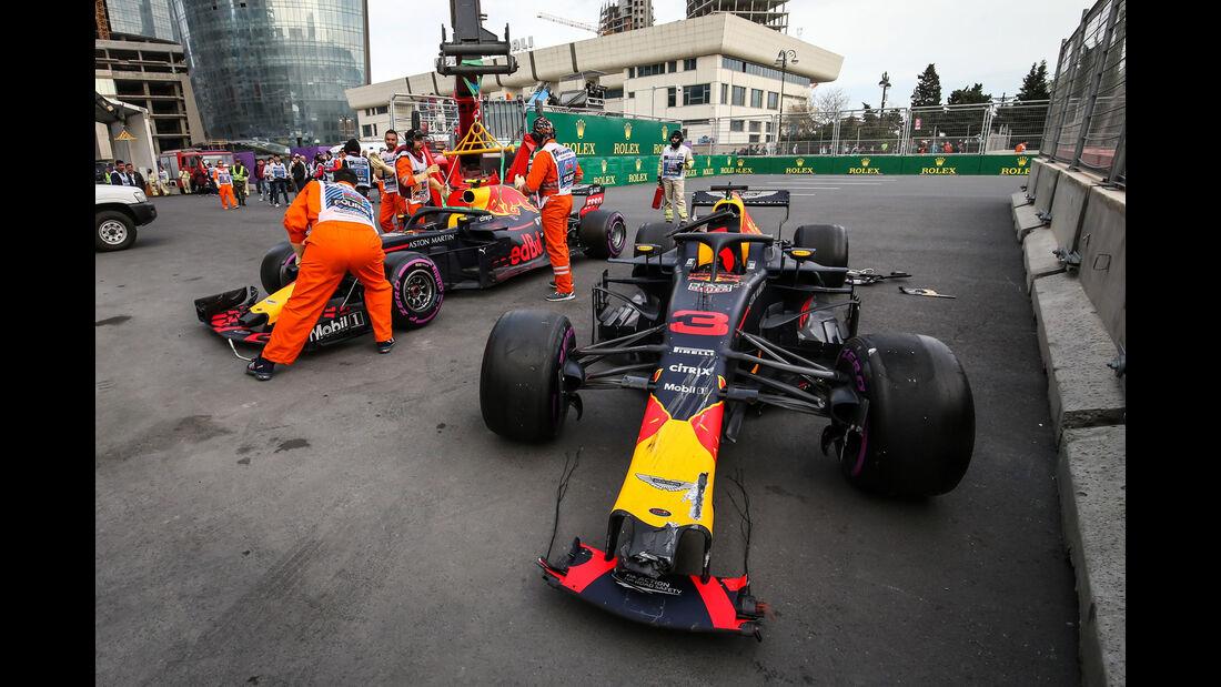 Red Bull - GP Aserbaidschan 2018