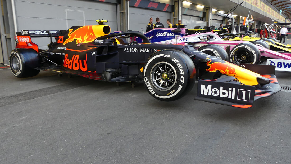 Red Bull - GP Aserbaidschan 2019