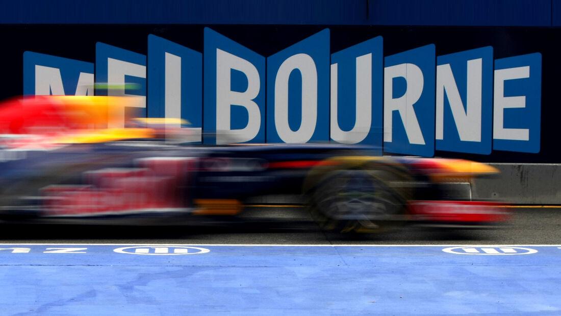 Red Bull - GP Australien