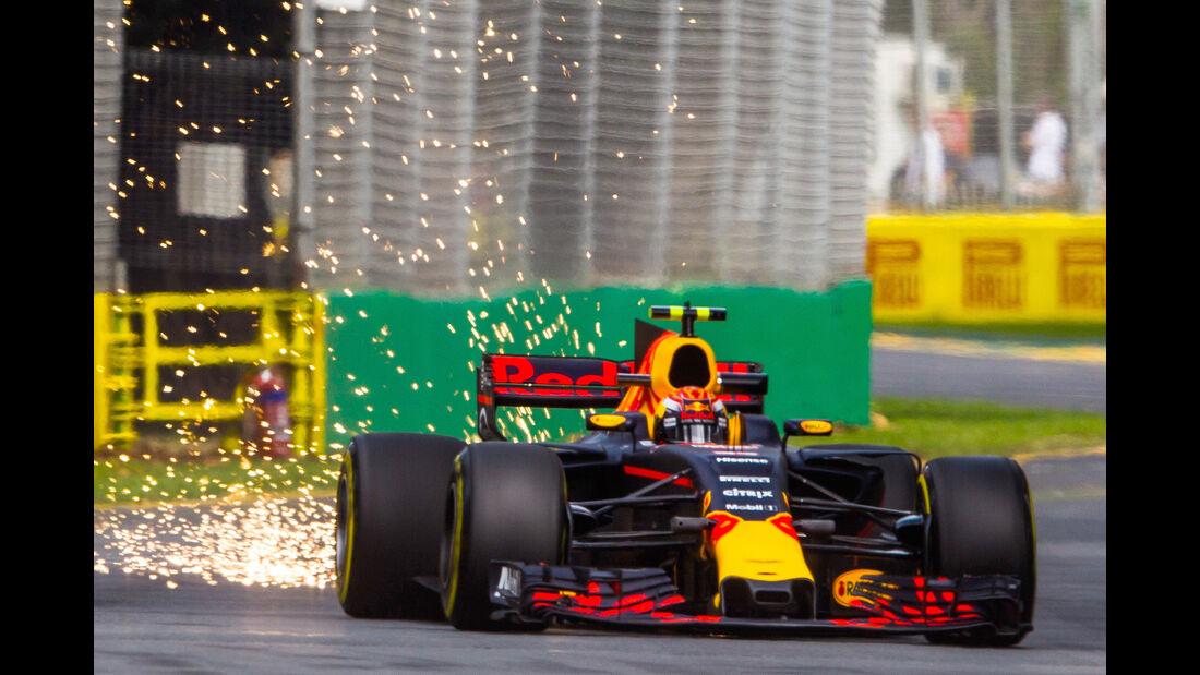 Red Bull - GP Australien 2017