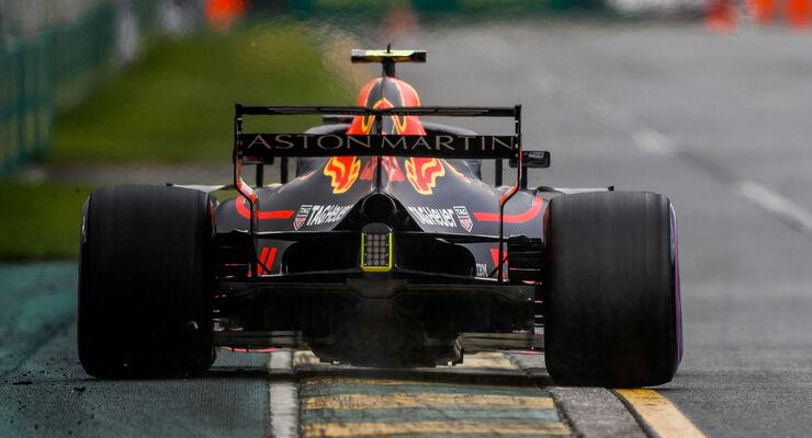 Red Bull - GP Australien 2018