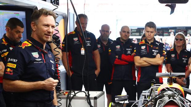 Red Bull - GP Australien 2020