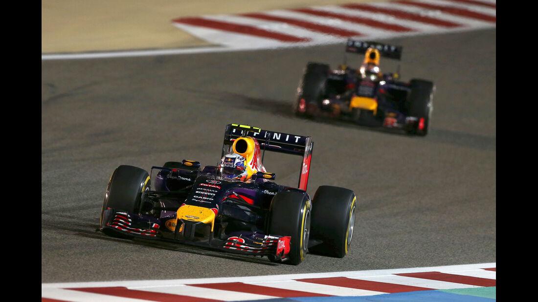 Red Bull - GP Bahrain 2014