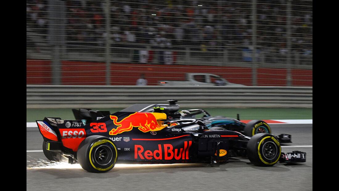 Red Bull - GP Bahrain 2018