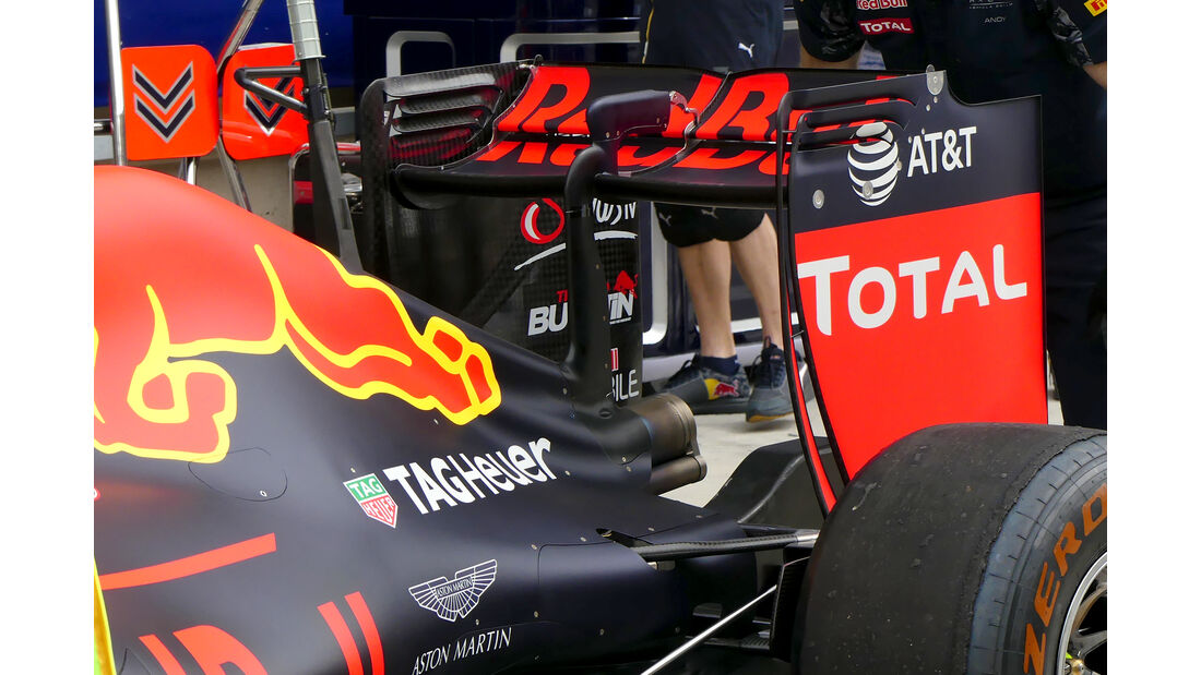 Red Bull - GP Bahrain - Formel 1 - 1. April 2016