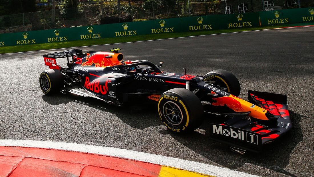 Red Bull - GP Belgien 2020
