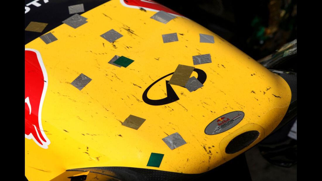 Red Bull GP Brasilien 2011
