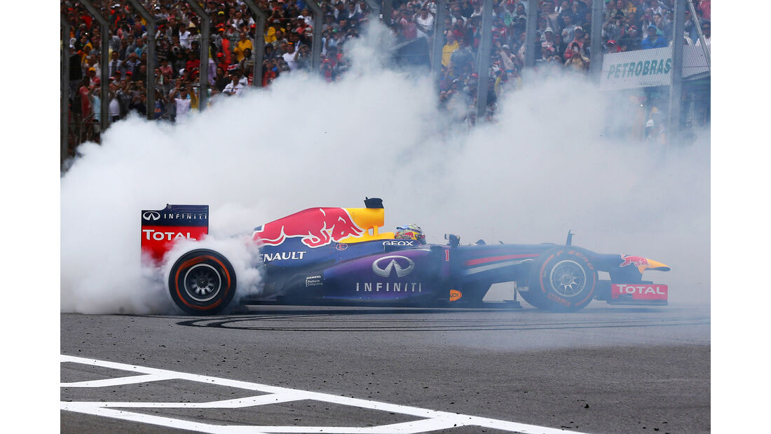 Red Bull - GP Brasilien - 2013 - F1