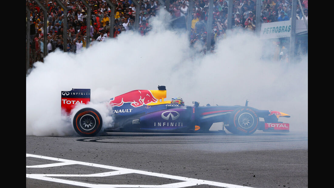 Red Bull - GP Brasilien - 2013 - F1