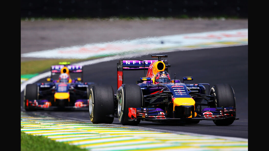 Red Bull - GP Brasilien 2014