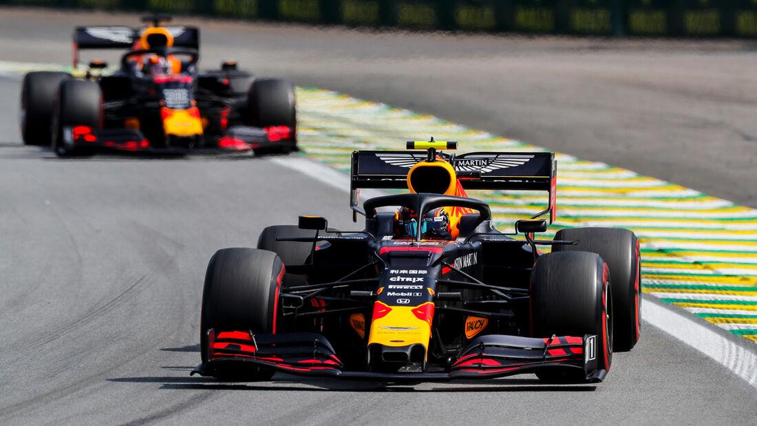 Red Bull - GP Brasilien 2019