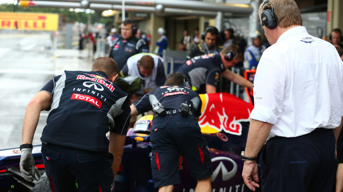 Red Bull - GP Brasilien - 23. November 2013