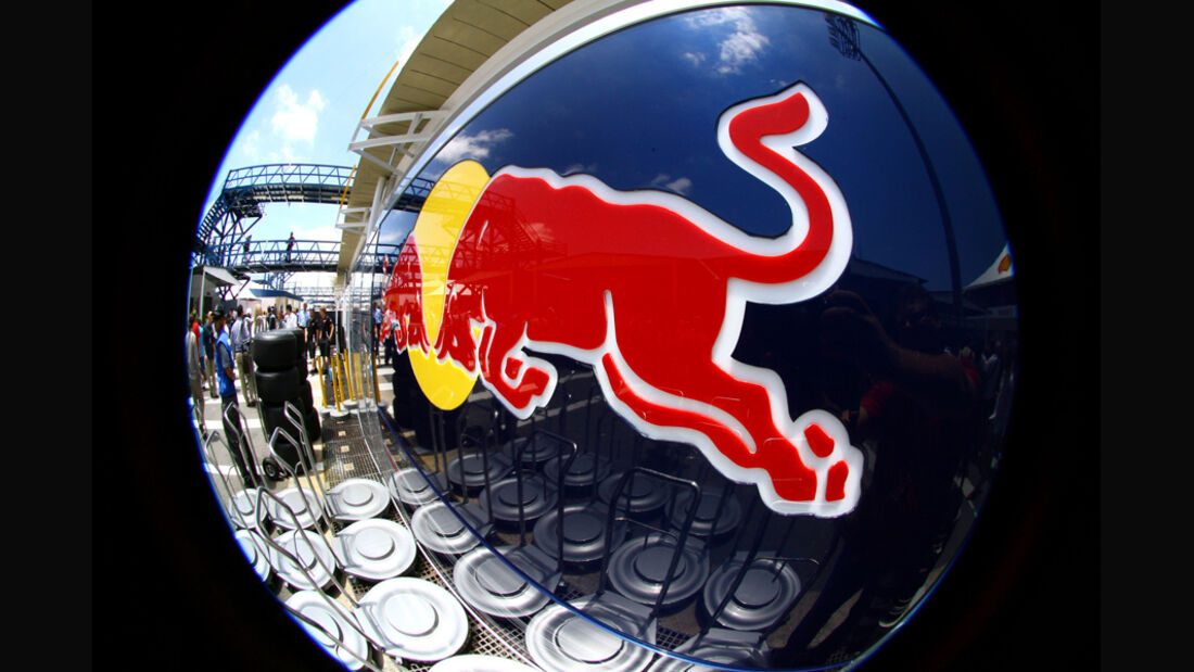 Red Bull - GP Brasilien - 24. November 2011