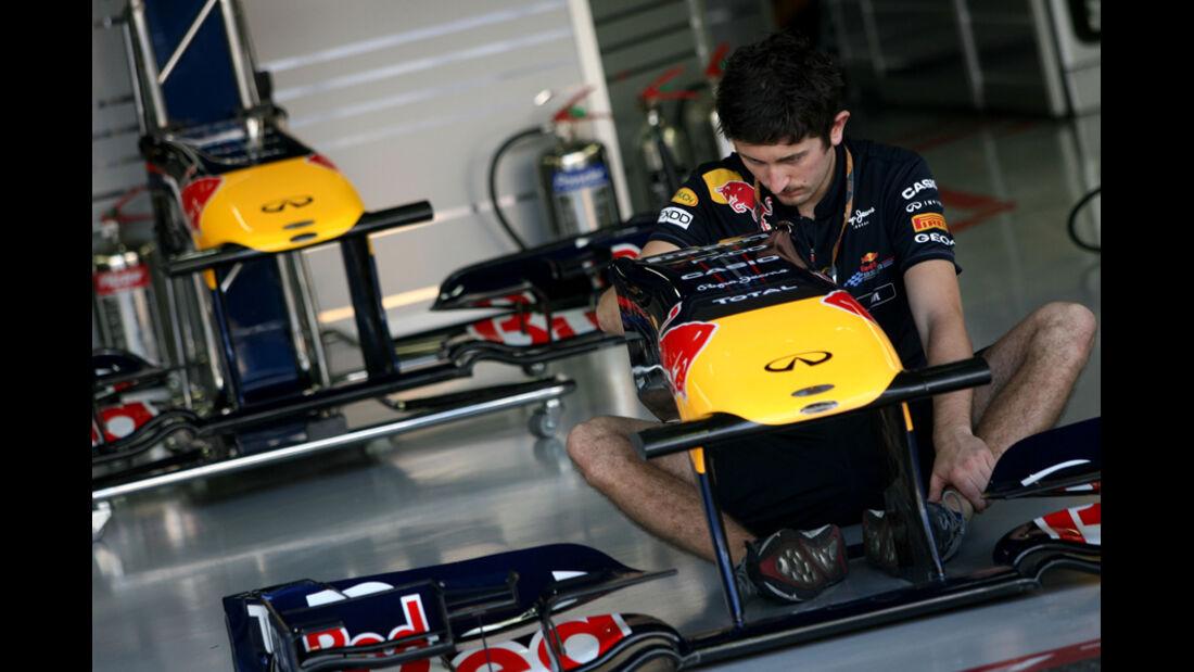 Red Bull - GP Brasilien - 25. November 2011