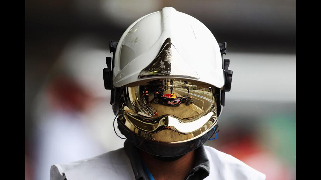 Red Bull - GP Brasilien - 26. November 2011